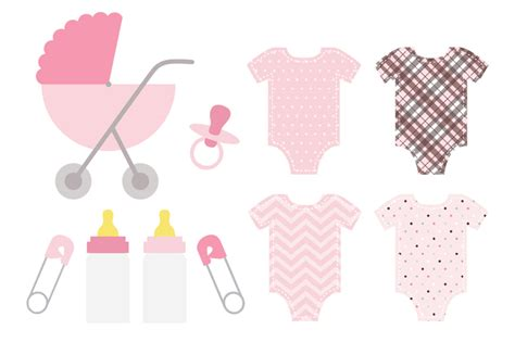 Girlset Pink baby pink onesie images