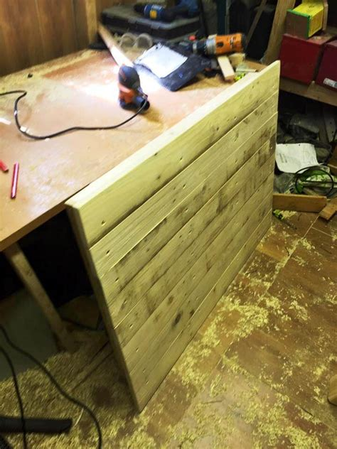 How To Make A Coffee Table From Pallets Upcycled Pallet Coffee Table Diy 101 Pallet Ideas