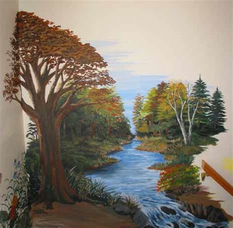 painting murals on walls mural painting
