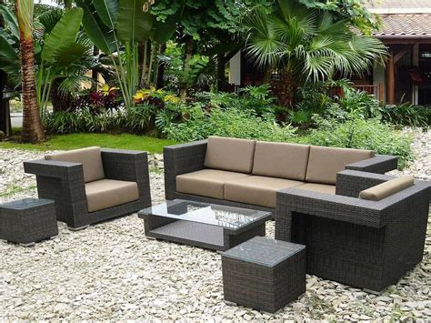 wicker look patio furniture etikaprojects do it yourself project