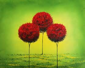 Home Decorators Liquidators abstract tree landscape oil paintingtree scenery canvas