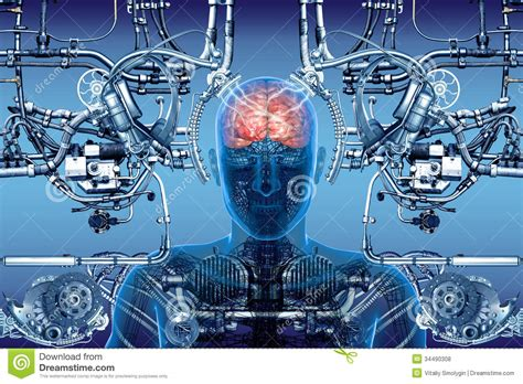 in the the mental engineering of the world s greatest athletes books cybernetics royalty free stock photos image 34490308