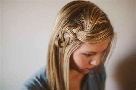 Scrunched Hairstyles by 1000 Ideas About Scrunched Hair On