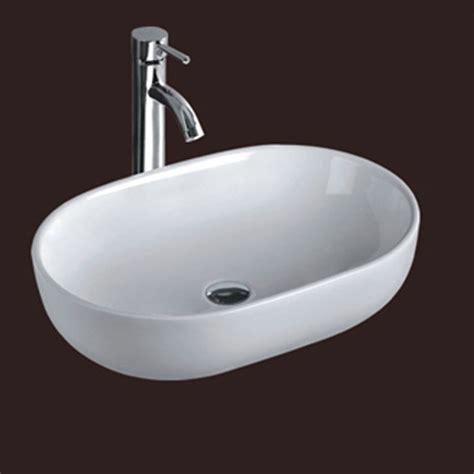 rubinetti per lavabo da appoggio lavabo d appoggio in ceramica opera dimensioni 60x40cm md