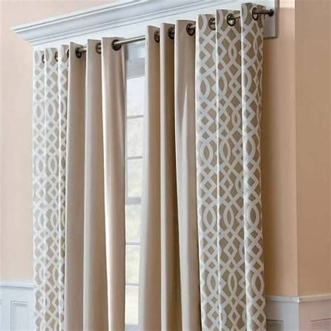 navy and beige curtains navy and beige curtains google search decorating