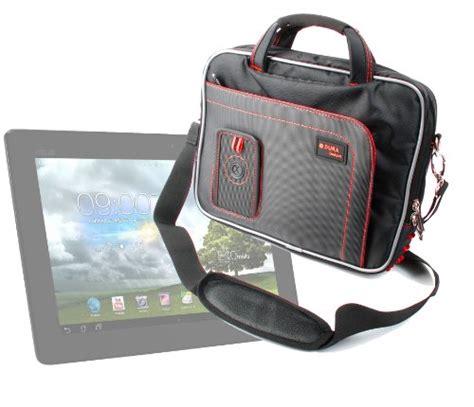 comparamus sacoche housse noir luxe de transport avec bandouli 232 re pour tablette