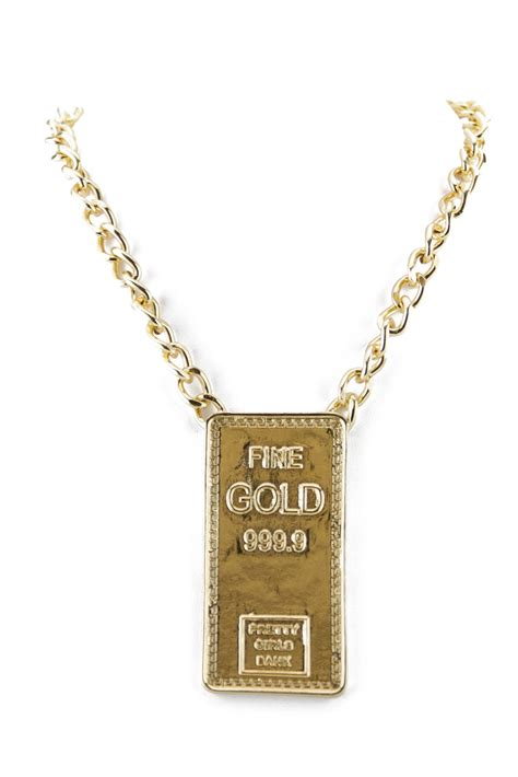 Bar Pendant Necklace gold bar pendant necklace from haute rebellious my