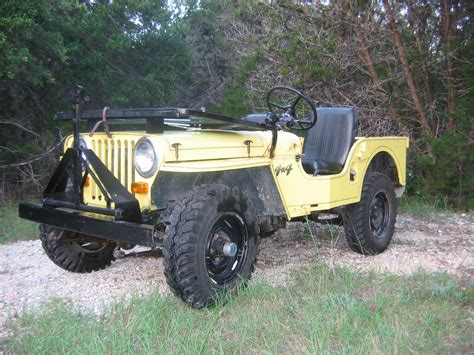 Willys Jeep Willys Cj 2 Jeep Photos Reviews News Specs Buy Car