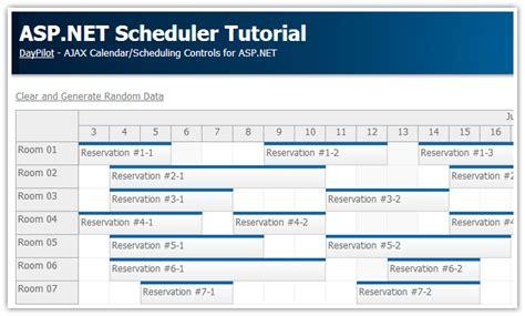 tutorial visual basic asp net tutorials daypilot for asp net webforms ajax calendar
