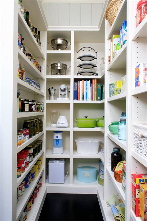 Pantry Shelving Systems Walk In Pantry Shelving Systems Homesfeed