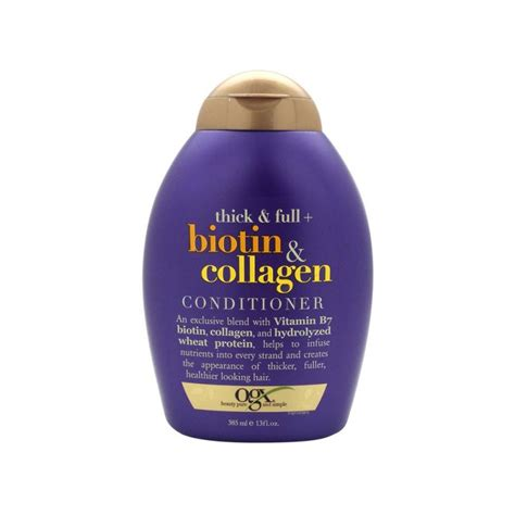Conditioner Ogx Thick Biotin And Collagen ogx biotin collagen conditioner
