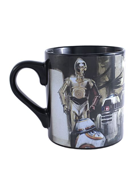 Star Wars the Droids 14oz Ceramic Mug