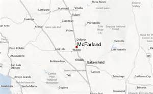 mcfarland location guide