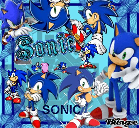 imagenes geniales de sonic colash sonic fotograf 237 a 96348982 blingee com