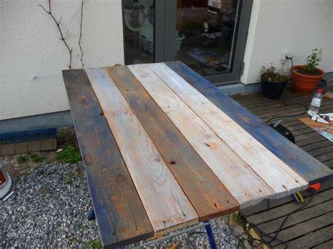 Steigerhout Tafel Maken Tips by Tafelblad Maken Van Oude Planken Tips Nodig Pagina 2