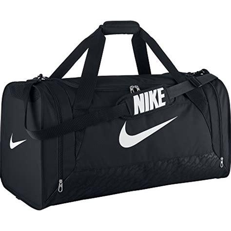 Big Size Nike 14 Zipper Os Fit nike brasilia 6 duffel bag black white size large ebay