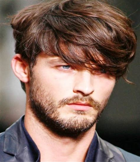 side swept boys hairstyles 521 best images about kapsels voor mannen on pinterest