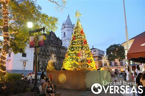 panama city beach christmas lights tis christmas season in panama city panama