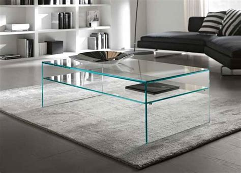 Glass Tables For Living Room Modern Glass Coffee Tables For Living Rooms Living Room