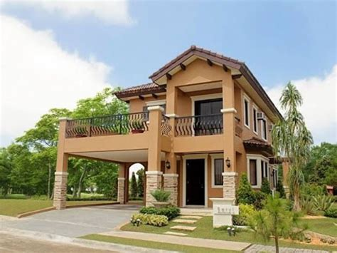 Home Asia by Houses At Vita Toscana Crown Asia Bacoor Cavite
