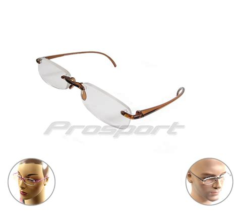 reading glasses lens readers rimless 1 00 4 00