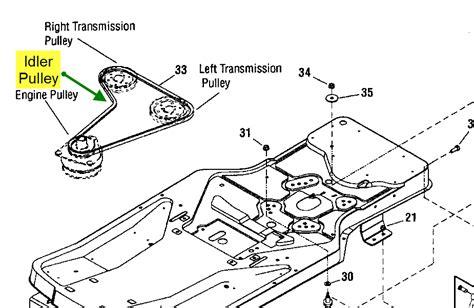 craftsman drive belt diagram craftsman lt2000 deck diagram 28 images craftsman