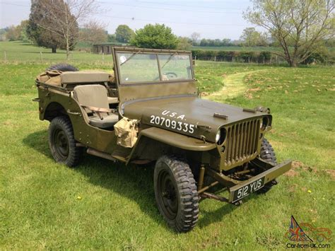 army jeep ww2 willis jeep 1943 ww2 mod army