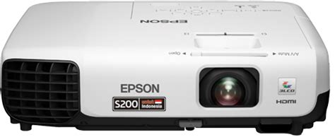 Projector Epson Eb X200 Projector Epson Eb S200 Images
