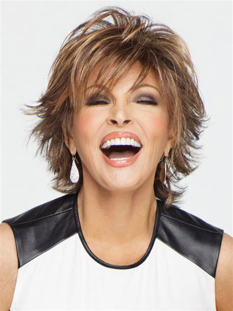Rachel Welch Womens **** Wigs   Short Hairstyle 2013
