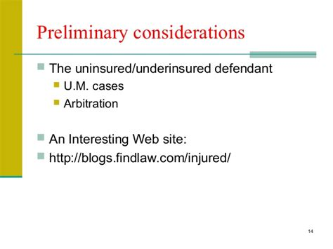 Demand Letter Uninsured Motorist Claim What Is Personal Injury A Great Slideshow From Deanza Edu