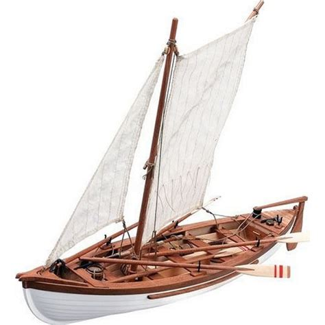 whaling longboat maquette a monter la providence baleiniere francis