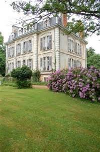 French Country Mansion by House Mansions And French Houses On Pinterest