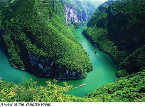 taming the yangtze: travel weekly