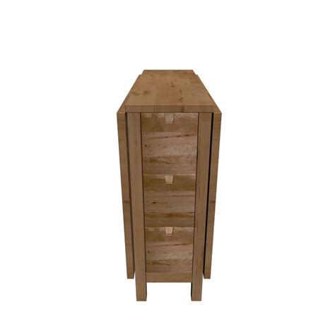 norden gateleg table birch design and decorate your