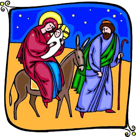 free christmas religious clipart clipart best