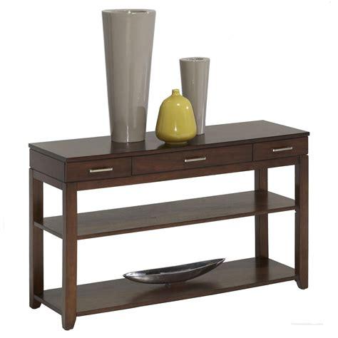 Furniture Stores Daytona by Progressive Furniture Daytona Sofa Console Table Hudson S Furniture Sofa Tables