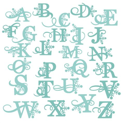 up letter to winter winter alphabet svg cutting files winter svg cuts winter