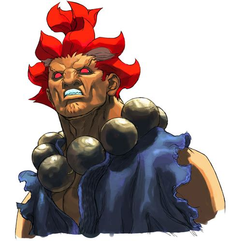 gief s a guide to fighter v third edition books akuma portrait characters fighter iii