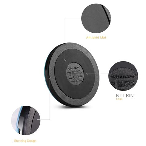 Nillkin Magic Wireless Charging Receiver Apple Iphonese 5s 5 Gold nillkin magic disk wireless charger for iphone 6s 5s se