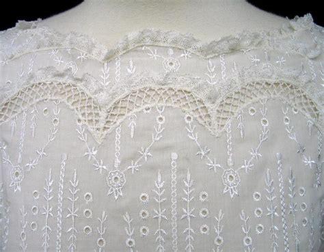 Miss Hotty Highwaist Import Navy Blue bcbg max azria eyelet silk cotton voile blouse nwt large ebay