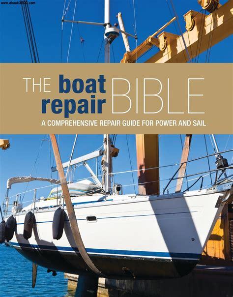 the boat repair bible free ebooks download - Boat Repair Books