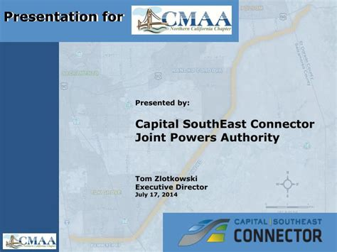 Ppt Presented By Capital Southeast Connector Joint | ppt presented by capital southeast connector joint