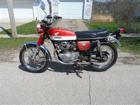 Honda Cb For Sale by 1970 Honda Cb350 Cafe Racer For Sale