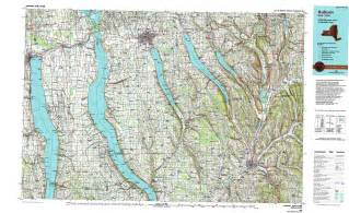topo map of new york topo maps topographic maps 1 100 000