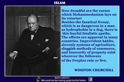winston churchill  islam quotes quotesgram