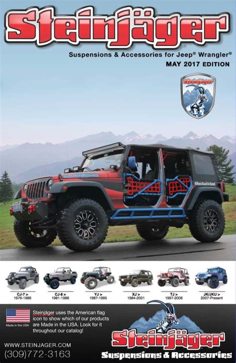 Jeep Accessory Store News