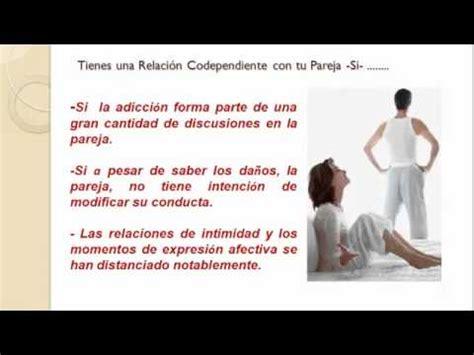 librate de la codependencia parejas codependientes youtube