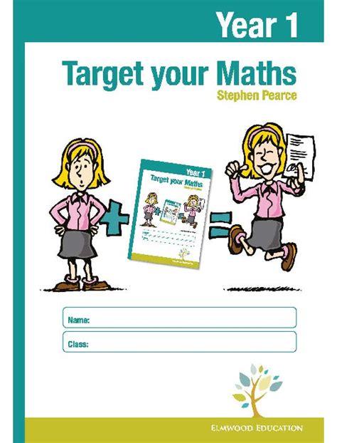 target your maths year 5 elmwood education target your maths year 1 workbook elmwood education