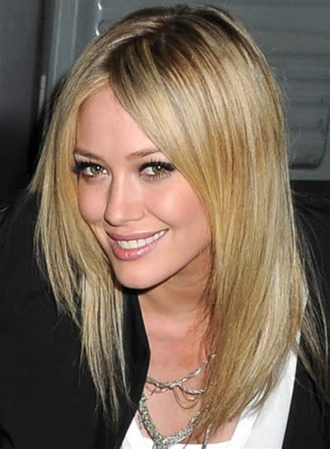 Hairstyles Medium Length Thin Hair medium length bob hairstyle newhairstylesformen2014