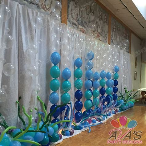 How To Make A Pipe And Drape Backdrop Best 25 Under The Sea Decorations Ideas On Pinterest